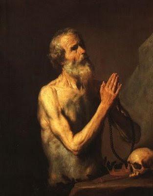 Resultado de imagen de San Onofre, ermitaño
