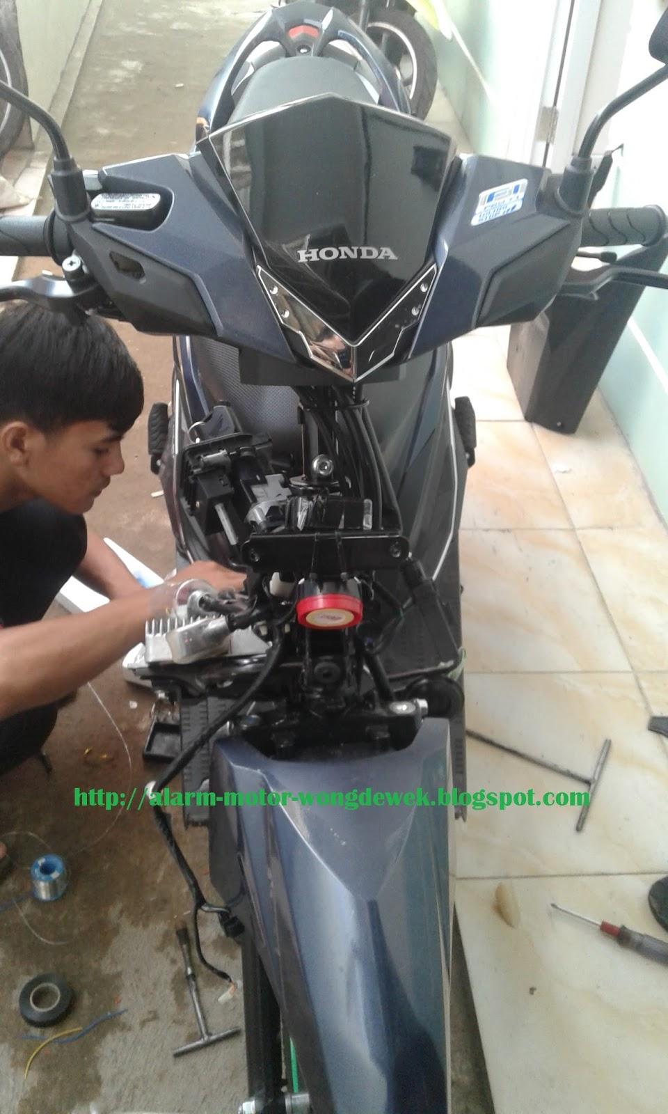 Alarm Motor Tangerang Wong Dewek