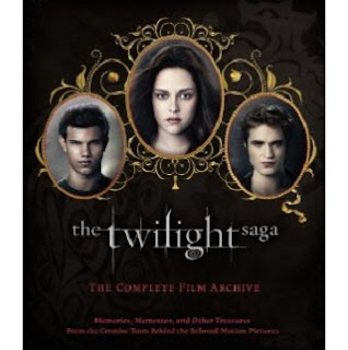 Image: The Twilight Saga, by Stephenie Meyer. Publisher: Little, Brown Books for Young Readers (September 6, 2006)