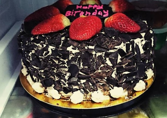 Cara Masak Kue Black Forest Panggang Lembut