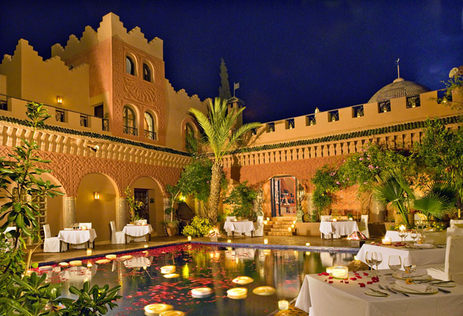 excellentcoolpics richard bransons hotel in morocco