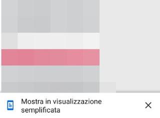 Lettura Chrome