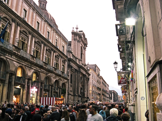 Catania Street Food Fest il festival del cibo da strada