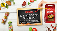 Logo Concorso ''Il tuo tocco segreto'': vinci gratis forniture e cena stellata