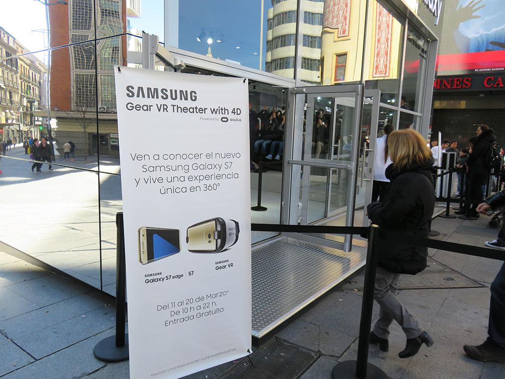 LanoconvencionalVive La Experiencia 4d Callao Samsung En 5qARj43L
