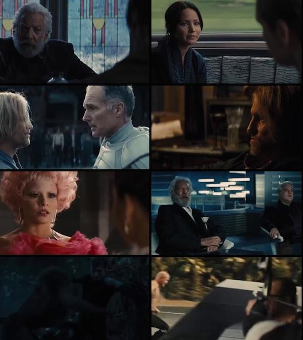 The Hunger Games Catching Fire 2013 Dual Audio Hindi English BRRip 480p