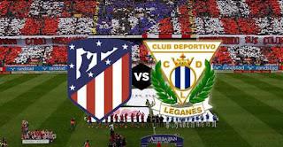 اون لاين مباراة أتلتيكو مدريد وليجانيس بث مباشر 25-8-2019 الدوري الاسباني اليوم بدون تقطيع