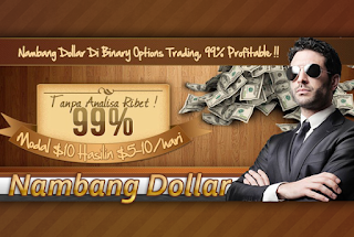 Video Tutorial Nambang Dollar di Binary