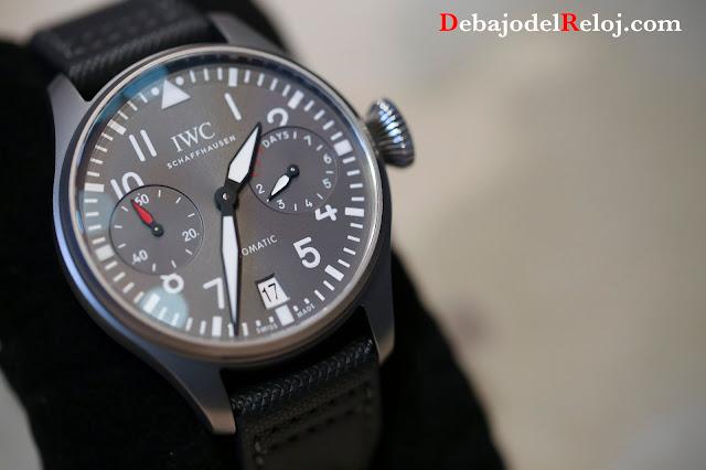 IWC Big Pilot Patrouille Suisse
