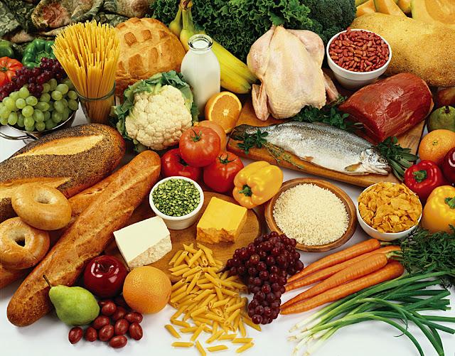Разнообразие - основа здорового питания