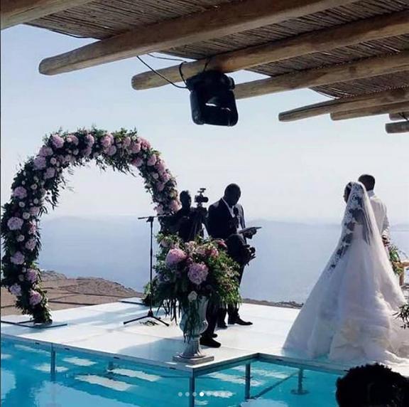 Stephanie-Coker-Olumide-Aderinokun-white-wedding-Mykonos-Greece-2