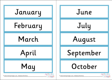 Your birth month and your personality check this out for Jist card template