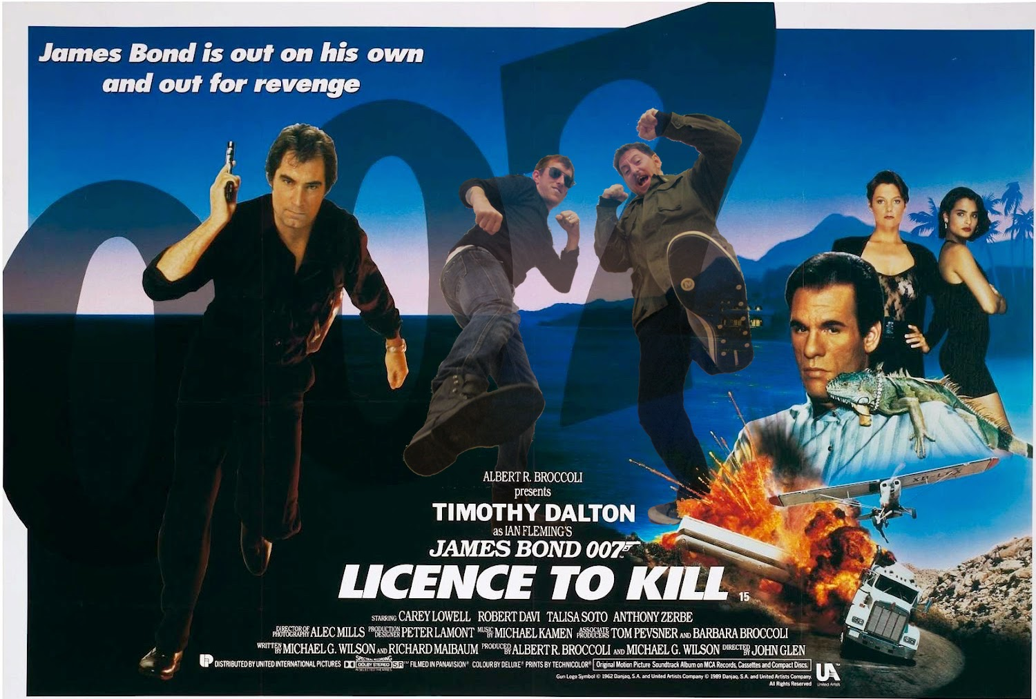 Licence To Kill Commentary