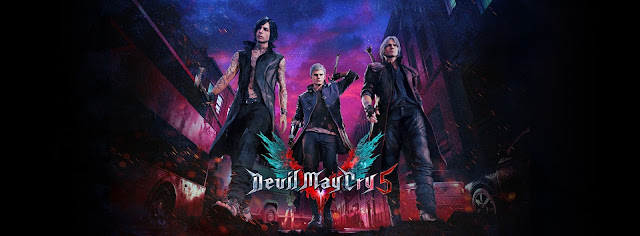 Review Game Devil May Cry