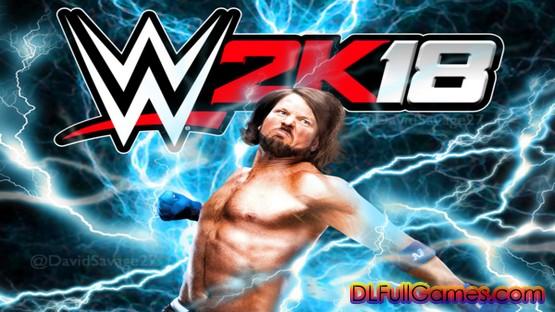 WWE 2K18-Repack Free Download