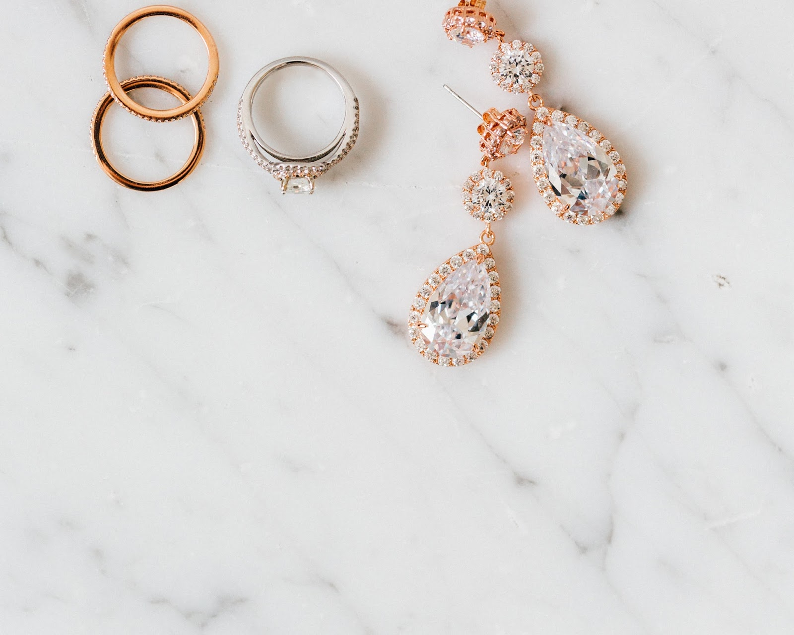 Dreamy Downtown Seattle Wedding at Hotel Sorrento | Wedding Ring Photography by Something Minted Photography
