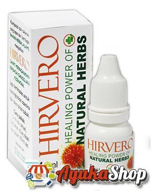 obat tetes ajaib Hirvero herbal