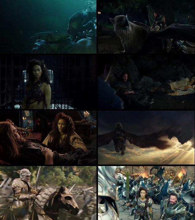Warcraft 2016 Dual Audio Hindi 720p WEB-DL