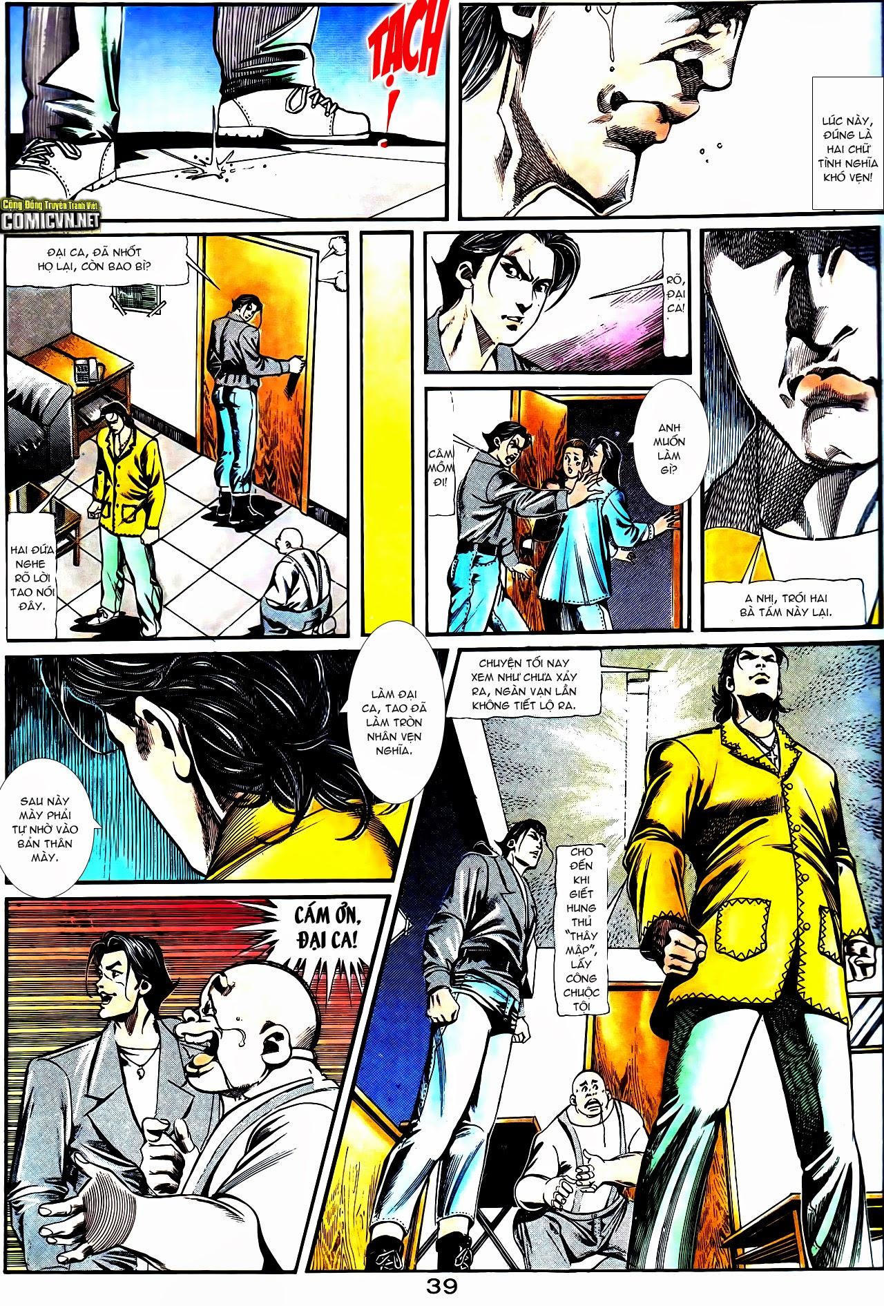 Người Trong Giang Hồ chapter 112: nhân sinh trang 10