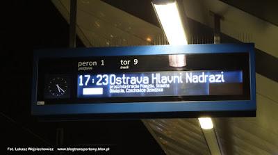 Pragotron, stacja Kraków Główny
