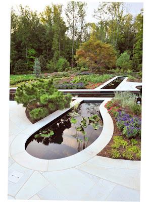 Image for Landscape Design with Custom Pond Bergen County NJ 2016