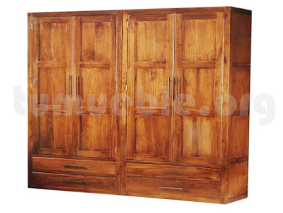 armario ropero teca 4181/2