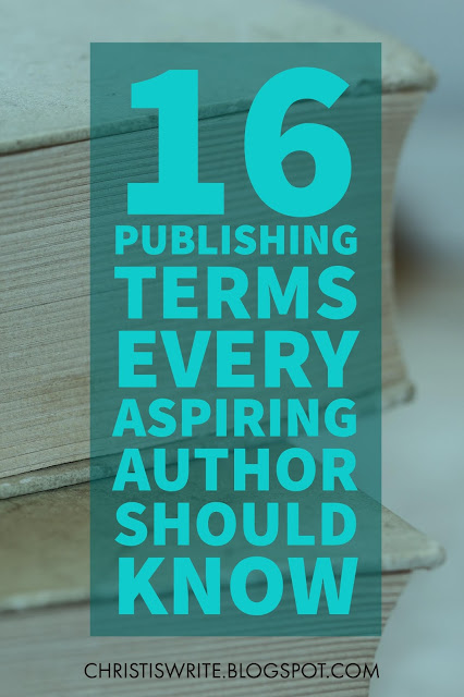 16 Publishing Terms Every Aspiring Author Should Know