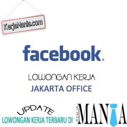 Lowongan Kerja Facebook (Jakarta Office)