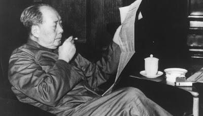 kisah hidup mao zedong