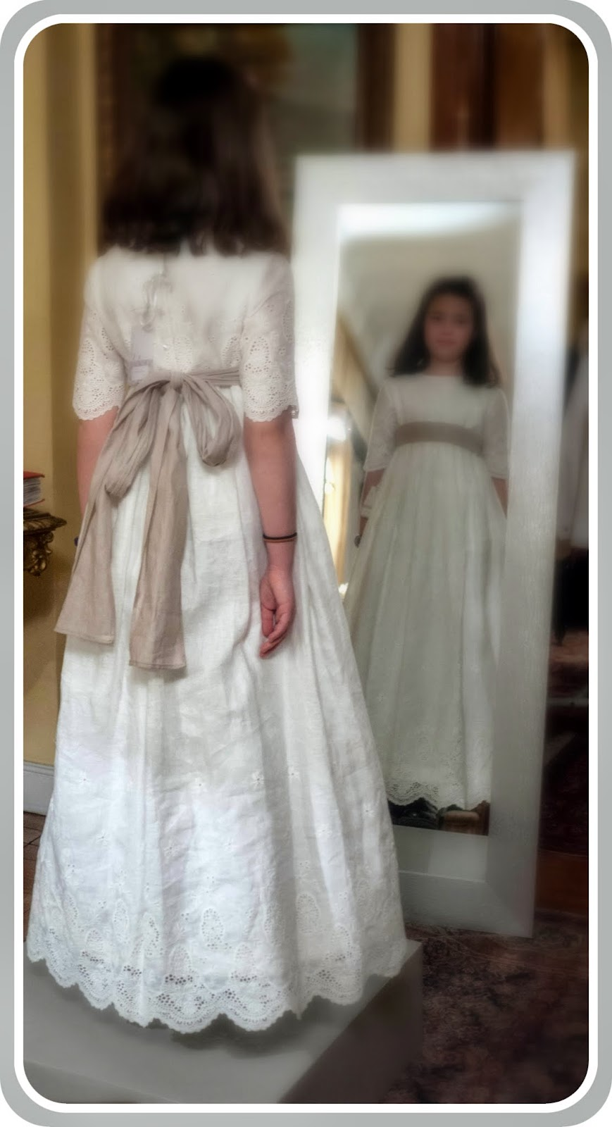 No sin mis hijos Dnde comprar un vestido de comunin en