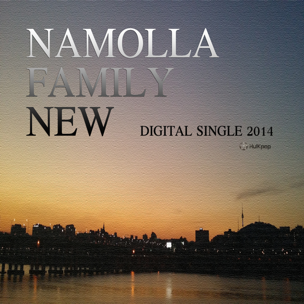 [Single] Namolla Family New – Sentimental Song