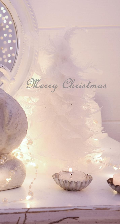 Sterreichische blogger christmas hometour white and vintage - Vintage weihnachtsdeko ...