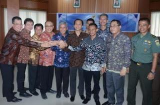 H. Iskandar, SE Tuntaskan Konflik Lahan di Air Sugihan