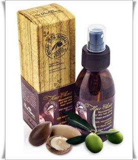 Pareri Forum Elixir natural nutritiv pentru par cu ulei de argan si ulei masline