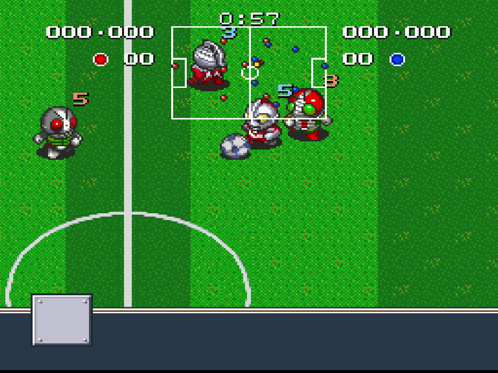Battle Soccer: Field No Hasha (SNES)