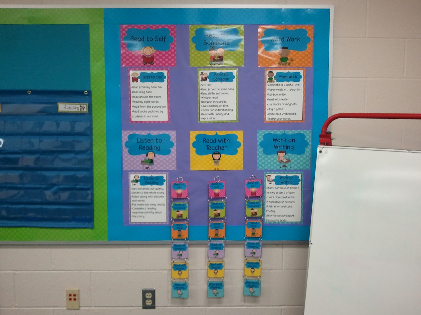 Spotted In First Grade Daily 5 Amp Cafe Where To Begin