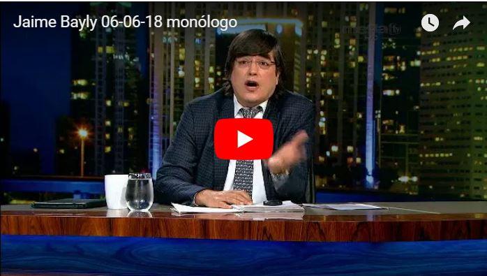 Jaime Bayly comenta todo lo ocurrido en la OEA sobre Venezuela