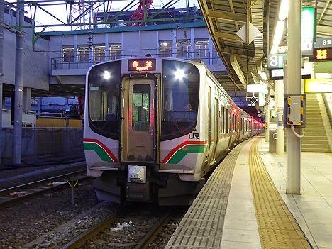 仙山線 普通 作並行き E721系
