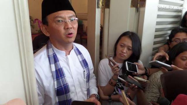 Pertaruhan Ahok Jelang Pilkada DKI: Singkirkan PDIP, Maju Independen Gandeng PNS