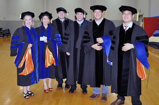 PH.D. graduates include Brenda Rowe, Ling Wu, Abdullah Cihan, Michael Cavanaugh, Joongyeup Lee, and Youngoh Jo.