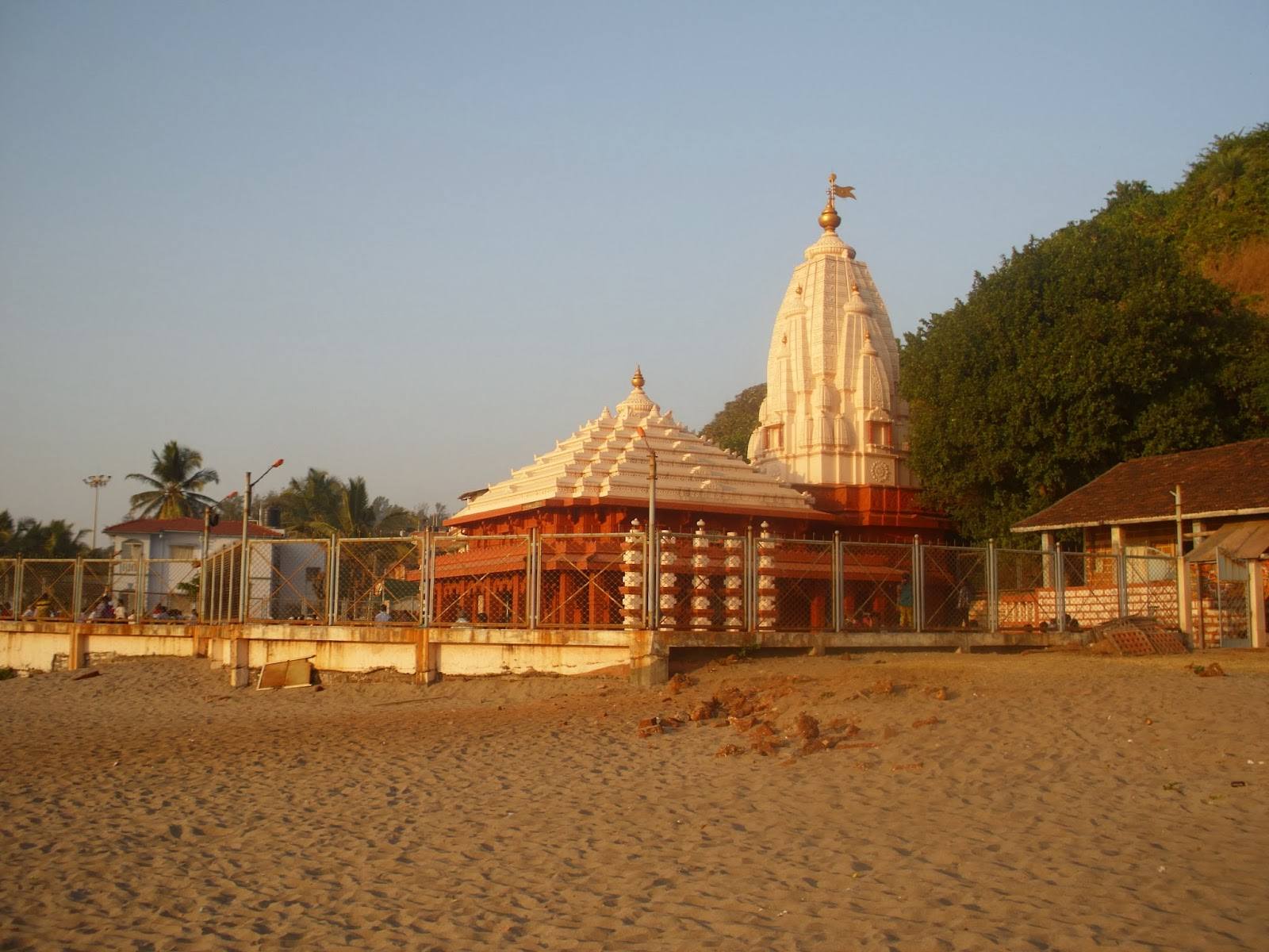 Ganapatipule Temple