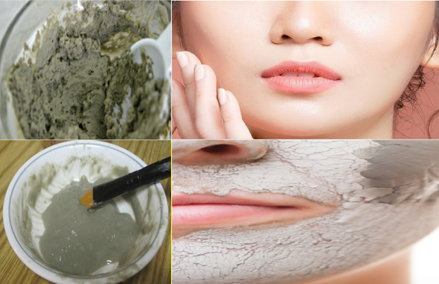 Healing Clay Face Mask: Get Rid Of Pimples and Blackheads Fast And Have A Beautiful Skin