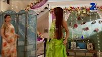 Sha Ajmani aka Garima Ajmani Green Saree 01 .xyz.jpg