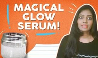 DIY Glow Serum for Brightening & Wrinkles FREE Skin