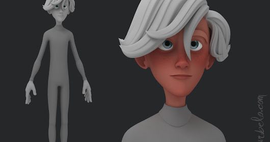 Heidy Curbelo. Designer and 3d Artist: New character comming soon!