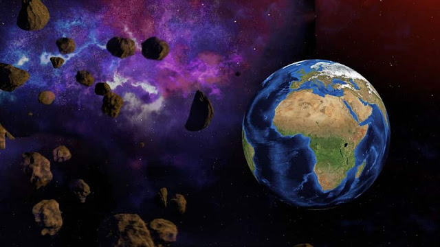 NASA Loses Track Of 900 Dangerous Asteroids