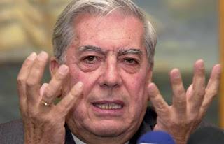 España. Con M. Vargas Llosa ensayo de falsedades más que populistas en la Casa de América de Madrid / Opinión