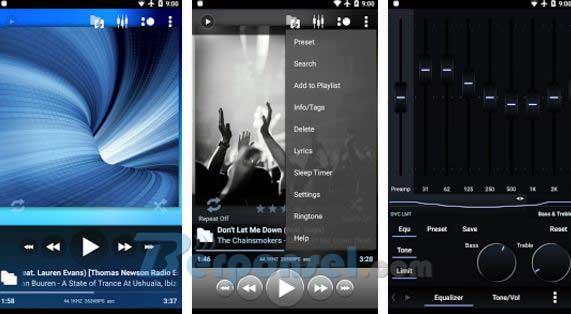 Aplikasi Musik Menampilkan Yang Sedang didengar di BBM Android