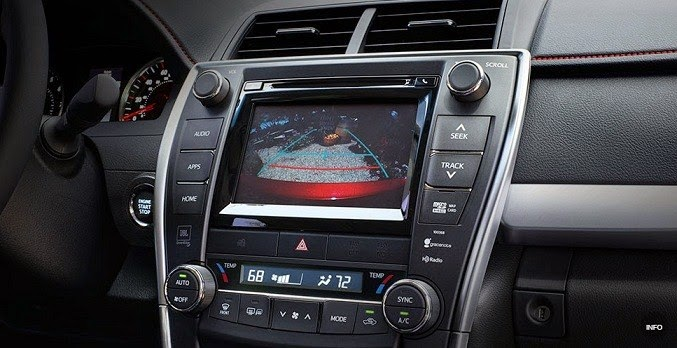 cam 2015 toyota tan cang 3 - 10 hệ thống an toàn vượt trội trên Toyota Camry 2021