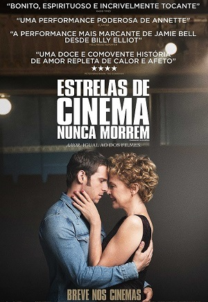 Estrelas de Cinema Nunca Morrem Blu-Ray Torrent Download
